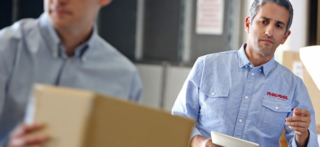 Business Account Drop & Run